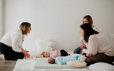 Ateliers massage bébé Septembre 2019 à Vitré
